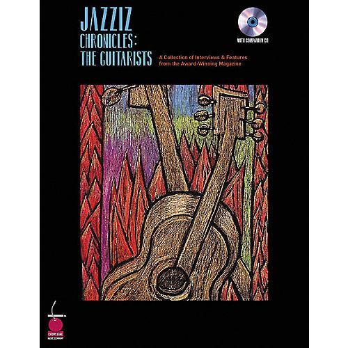 Cherry Lane JAZZIZ Chronicles: The Guitarists Interviews (Book/CD)-thumbnail