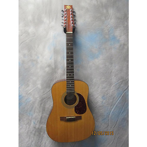 In Store Used JB 20 12 12 String Acoustic Guitar-thumbnail