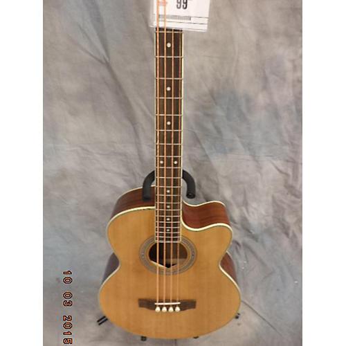 Johnson JB-24NA Acoustic Bass Guitar