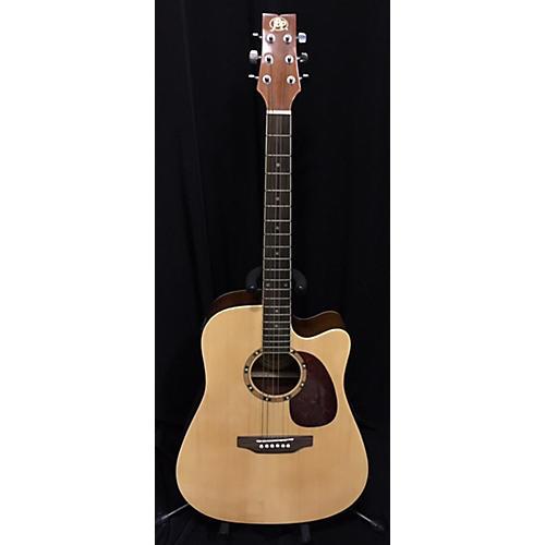 JB Player JBEA25N Acoustic Electric Guitar