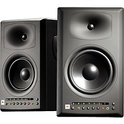 JBL LSR4326P Powered Studio Monitor Pair