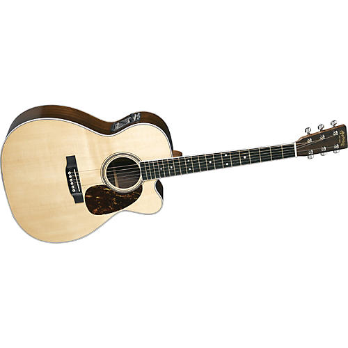 Martin JC-16RGTE Aura Jumbo Cutaway Acoustic-Electric Guitar