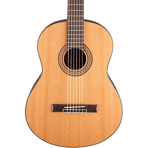 Jasmine JC-27 Solid Top Classical Guitar-thumbnail