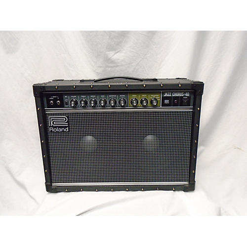 Roland JC40 Tube Guitar Combo Amp