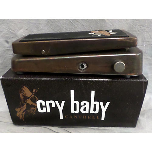 Dunlop JC95 Jerry Cantrell Signature Cry Baby Wah Effect Pedal
