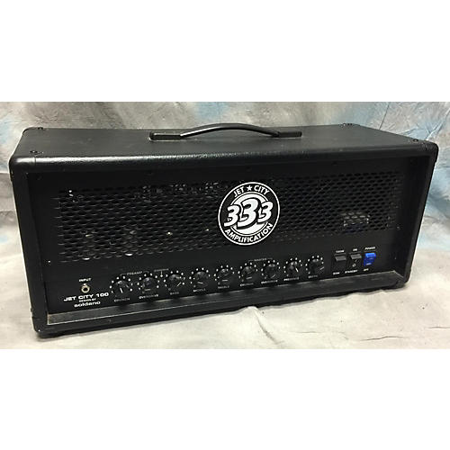 Jet City Amplification JCA100HDM 100W Tube Guitar Amp Head-thumbnail
