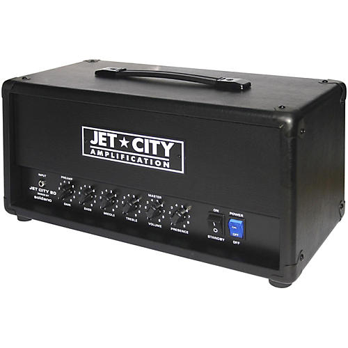 Jet City Amplification JCA20H 20W Tube Guitar Amp Head Black