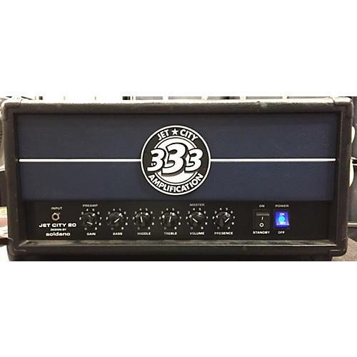 Jet City Amplification JCA20H Soldano 20W Tube Guitar Amp Head-thumbnail