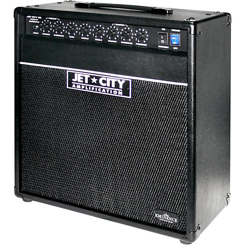 Jet City Amplification JCA2212C 20W 1x12 Tube Guitar Combo Amp Black