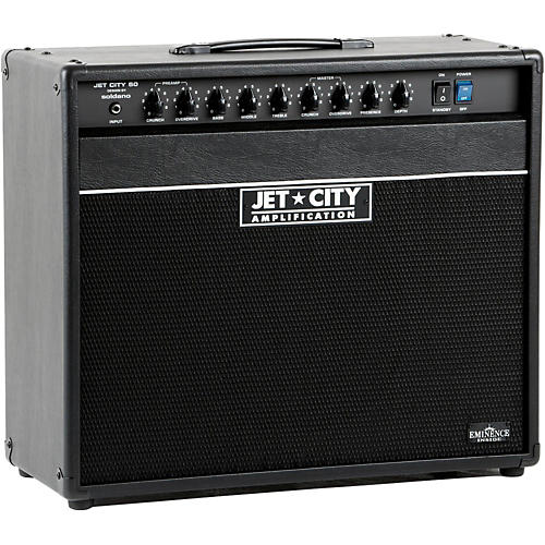 Jet City Amplification JCA5012C 50W 1x12 Tube Guitar Combo Amp-thumbnail