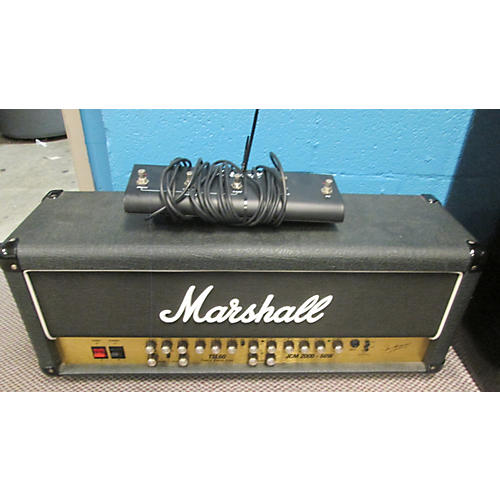 Marshall JCM 2000 60W 3 CHANNEL Tube Guitar Amp Head