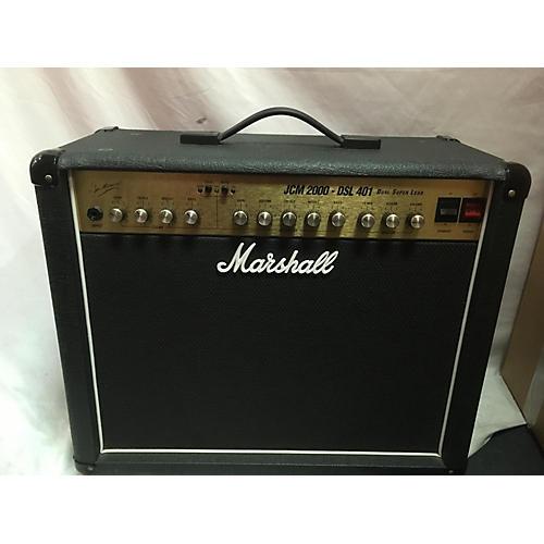 used marshall jcm 2000 dsl 401 guitar cabinet guitar center. Black Bedroom Furniture Sets. Home Design Ideas
