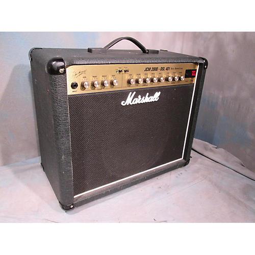 Marshall JCM 2000 DSL 401 Tube Guitar Combo Amp-thumbnail