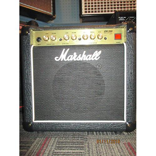 Marshall JCM 2000 DSL1C Tube Guitar Combo Amp