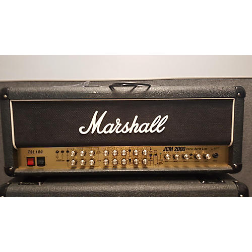 Marshall JCM 2000 TSL 100 W Tube Guitar Amp Head-thumbnail