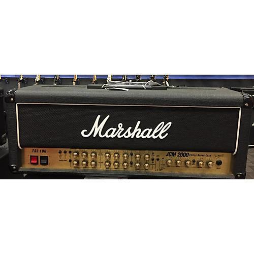 Marshall JCM 2000 TSL100 Tube Guitar Amp Head-thumbnail