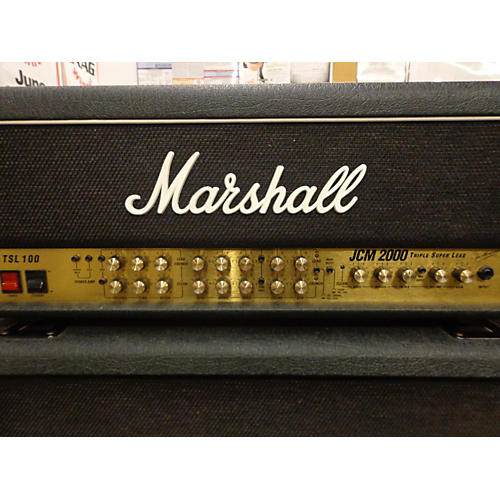 Marshall JCM 2000 TSL100 Tube Guitar Amp Head
