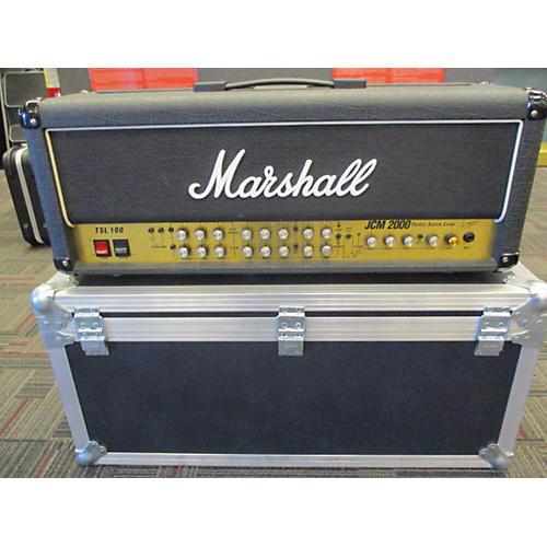 Marshall JCM 2000 TSL100 W/ ROAD CASE Tube Guitar Amp Head