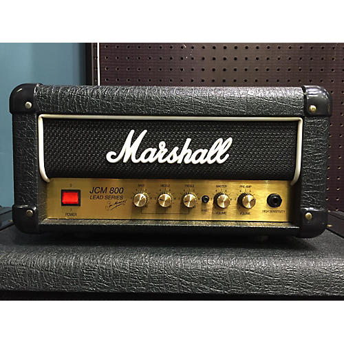 Marshall JCM1H 50th Anniversary 1980S Era 1W Tube Guitar Amp Head-thumbnail