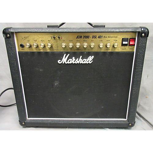 used marshall jcm2000 dsl 401 super lead tube guitar combo amp guitar center. Black Bedroom Furniture Sets. Home Design Ideas