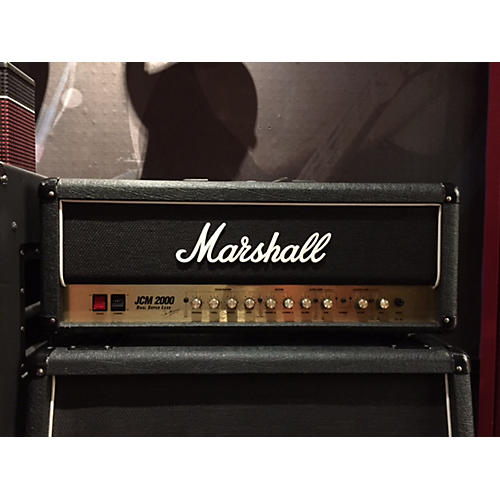 Marshall JCM2000 DSL100 100W Tube Guitar Amp Head-thumbnail