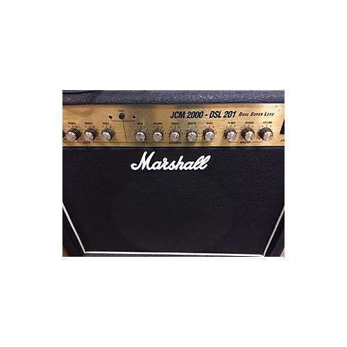 Marshall JCM2000 DSL201 Tube Guitar Combo Amp