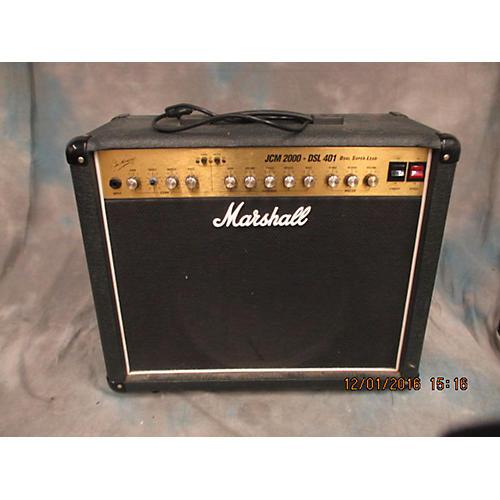 used marshall jcm2000 dsl401 150watt tube guitar combo amp guitar center. Black Bedroom Furniture Sets. Home Design Ideas