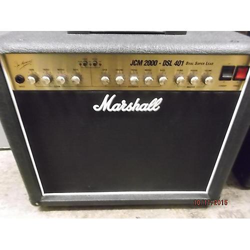 Marshall JCM2000 DSL401 Super Lead Tube Guitar Combo Amp