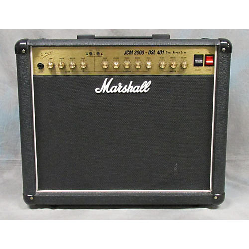 Marshall JCM2000 DSL401 Tube Guitar Combo Amp