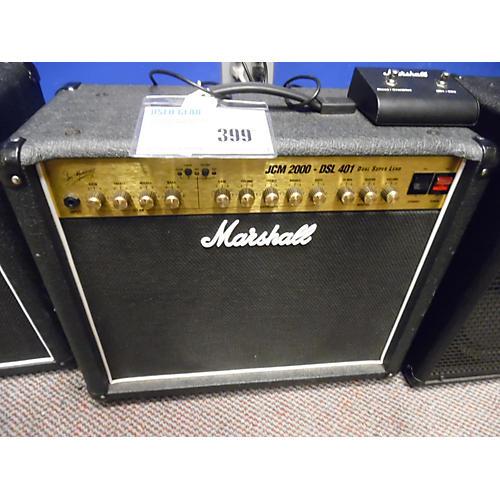 Marshall JCM2000 DSL401 Tube Guitar Combo Amp-thumbnail