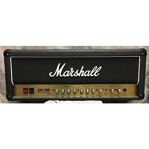 Marshall JCM2000 DSL50 50W Tube Guitar Amp Head-thumbnail