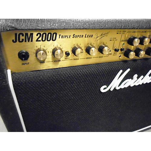 jcm2000 tsl 122 black and gold tube guitar combo amp guitar center. Black Bedroom Furniture Sets. Home Design Ideas