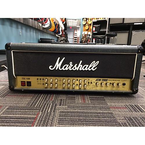 Marshall JCM2000 TSL100 100W Tube Guitar Amp Head-thumbnail
