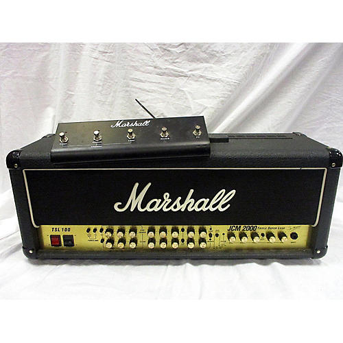 Marshall JCM2000 TSL100 Tube Guitar Amp Head-thumbnail