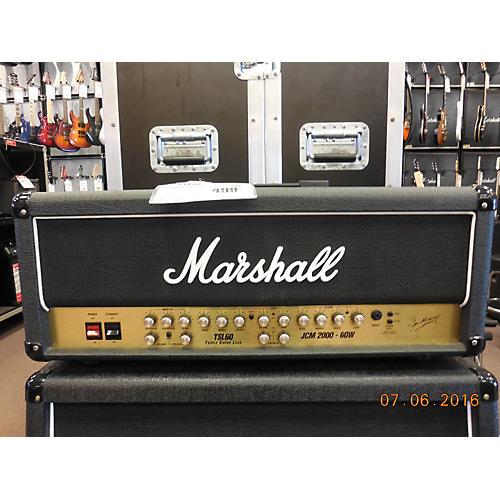 Marshall JCM2000 TSL60 Tube Guitar Amp Head-thumbnail