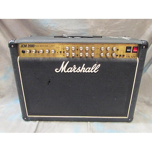 Marshall JCM2000 Ts122 Tube Guitar Combo Amp-thumbnail