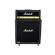 Marshall JCM800 2203 Vintage Series 100W Guitar Tube Head with 1960A 300W 4x12 Cabinet