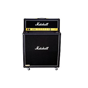 Marshall JCM800 2203 Vintage Series 100 Watt Guitar Tube Head with 1960AV 280 Watt ...