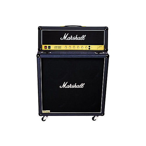 Marshall JCM800 2203 Vintage Series 100W Guitar Tube Head with 1960BV 280W 4x12 Cab-thumbnail