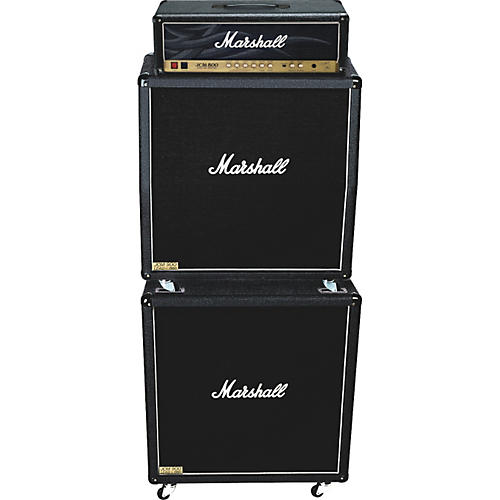 Marshall JCM800 2203KK, 1960AC, and 1960BC Full Stack-thumbnail