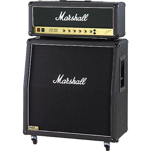 Marshall JCM800 2203X Vintage and 1960A Half Stack-thumbnail