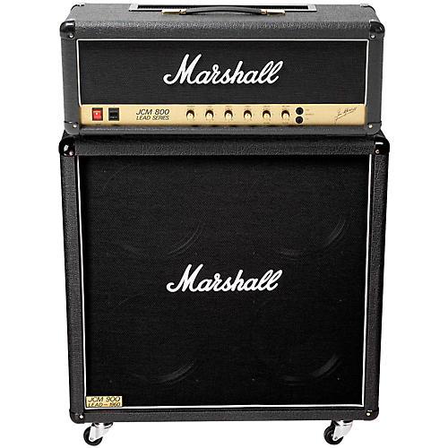 Marshall JCM800 2203X Vintage and 1960A Half Stack Straight
