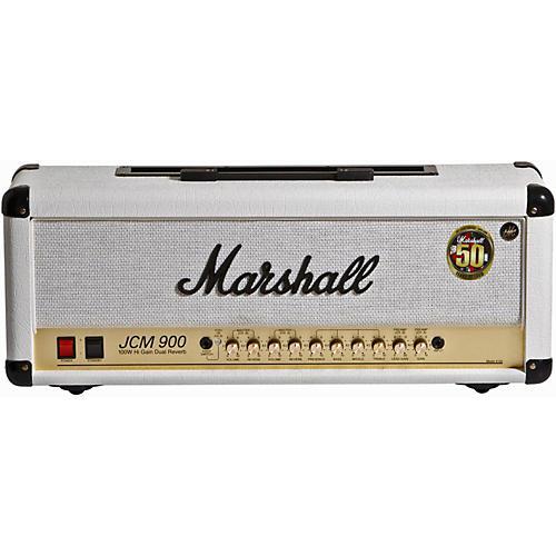 Marshall JCM900 100W High Gain Dual Reverb Tube Guitar Head