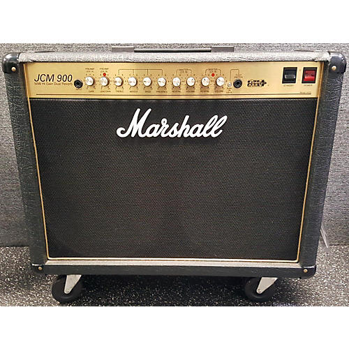 used marshall jcm900 50w 212 combo tube guitar combo amp guitar center. Black Bedroom Furniture Sets. Home Design Ideas