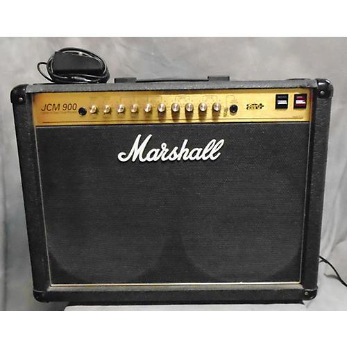 Marshall JCM900 900 100W HI GAIN DUAL REVERB Tube Guitar Combo Amp