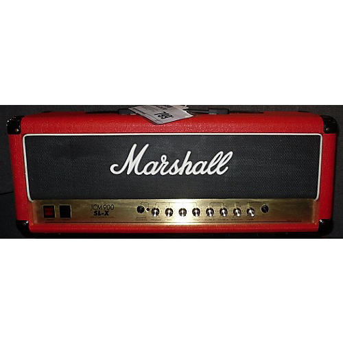 Marshall JCM900 SL-X 100W Tube Guitar Amp Head-thumbnail