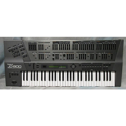 Roland JD-800 Synthesizer-thumbnail