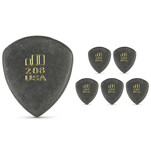 Dunlop JD JazzTone 208 Guitar Picks 6-Pack-thumbnail