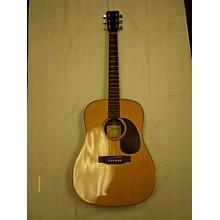 Johnson JD07N Acoustic Guitar