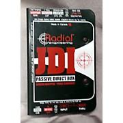 Radial Engineering JD1 Direct Box